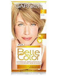 Belle Color 2 - Blond Haarkleuring | Garnier Belle Color