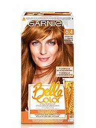 Belle Color 6.4 - Koper honingblond  | Garnier Belle Color